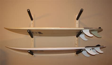 how to make a surfboard rack for your surf hack 43 build yourself an indoor board rack the
