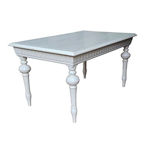Shabby Chic French Style Solid Mango Wood French Grey