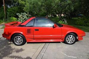 Toyota Mr 2 : 1988 toyota mr2 supercharged digestible collectible ~ Medecine-chirurgie-esthetiques.com Avis de Voitures