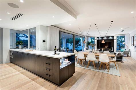agencement cuisine ouverte sejour cuisine moderne ouverte sur sejour chaios com