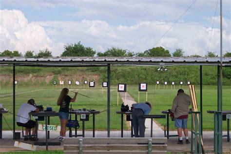 Outdoor Gun Range
