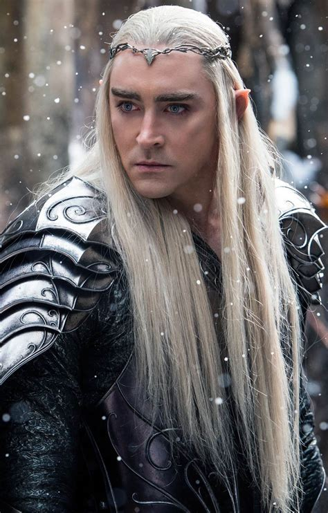 Lee Pace foto El Hobbit: La batalla de los cinco ejrcitos ...