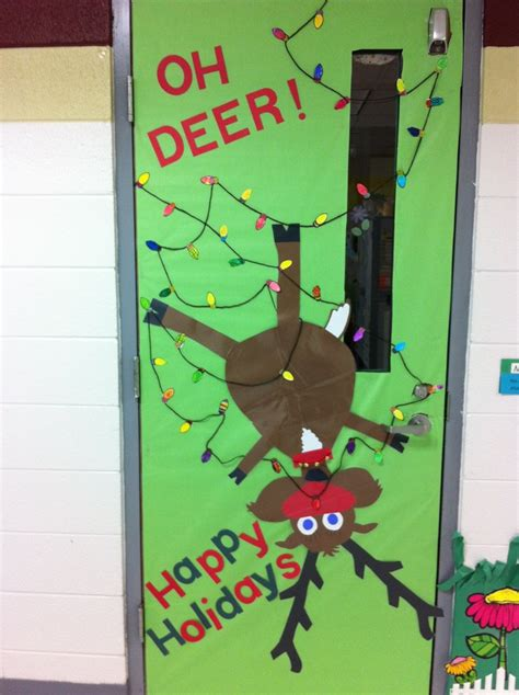 school door christmas decorating ideas 25 marvelous classroom decoration for interior