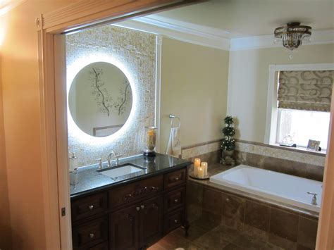 wall mounted lighted makeup mirrors mirror ideas