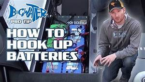 How To Install Batteries In Your Boat  Bigwater Fishing Pro Tip