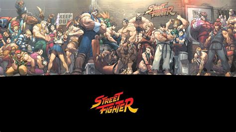 Street Fighter Wallpapers  Wallpaper Cave