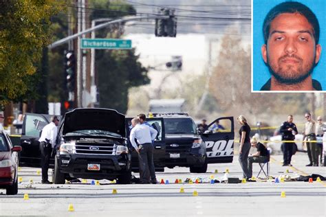 California Shooting  Gunman Syed Rizwan Farook Was