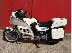 BMW K100 Police Spec Ex Japan Escort Bike For Sale