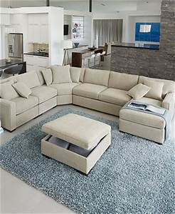 radley fabric sectional sofa living room furniture collection With radley fabric sectional sofa living room furniture collection