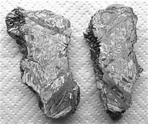 Meteorite Electrolysis Examples