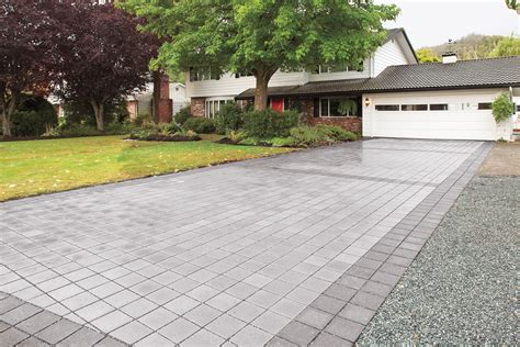 driveway designs with pavers paver driveway water resistant of paver driveway afrozep com decor ideas and galleries
