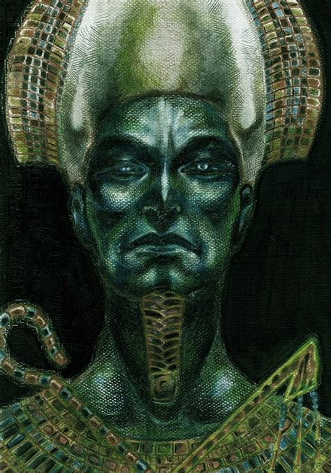Osiris and Isis Myth