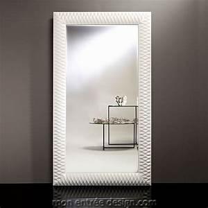 Grand Miroir Design : grand miroir design achat vente miroir moderne nick white deknudt ~ Teatrodelosmanantiales.com Idées de Décoration