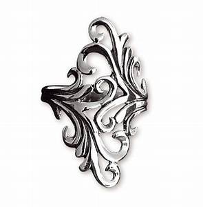 Tribal Art Schmuck : ring flower tribal 925er sterling silber schmuck ~ Sanjose-hotels-ca.com Haus und Dekorationen
