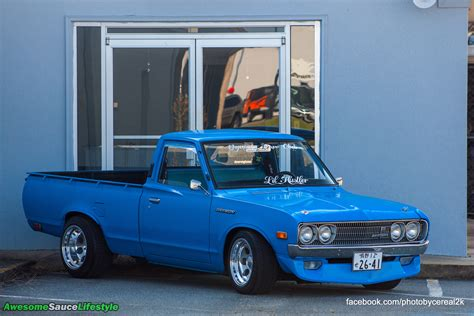 1974 Datsun Truck by Feature 1974 Nissan Datsun Truck