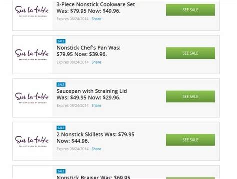 sur la table groupon groupon coupons
