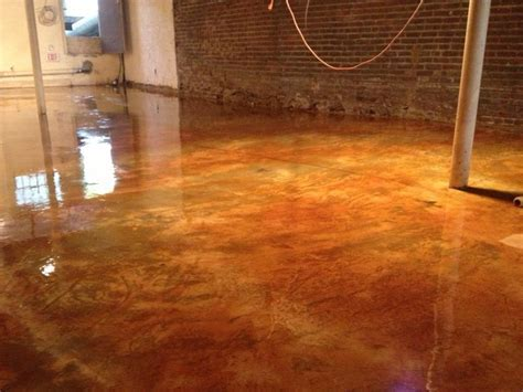 ACID STAIN,REACTIVE STAIN   TRI STATE CONCRETE RESURFACING