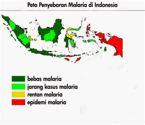 malaria di indonesia terapi sehat info kesehatan medis dan alternatif