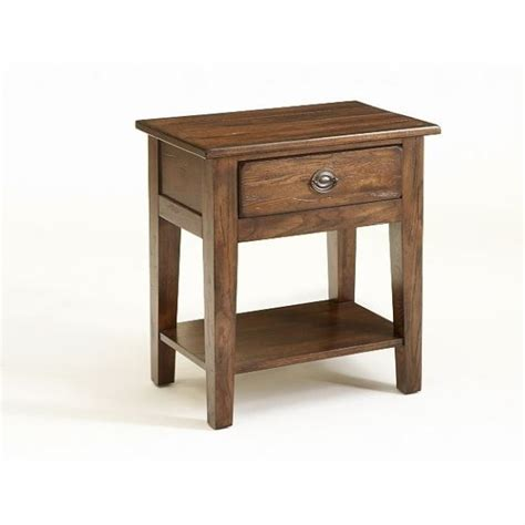 Broyhill Nightstand Discontinued by Broyhill Attic Heirlooms Nightstand Rustic Oak 4399 92v