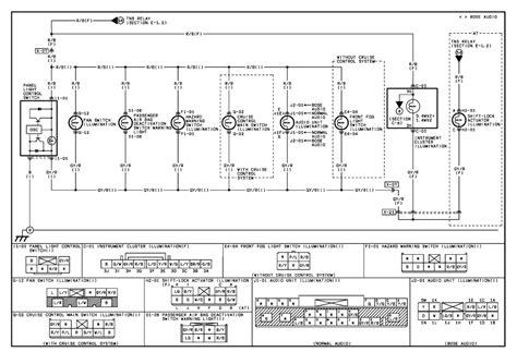 Repair Guides Cluster Switch Illumination