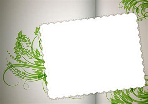 testclod cadre ornement floral num 233 rique pour votre photo