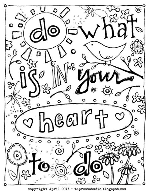 coloring pages  quotes love quotesgram