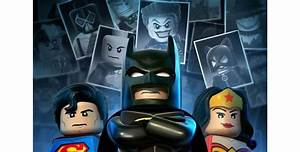 Lego Batman 2 Character List