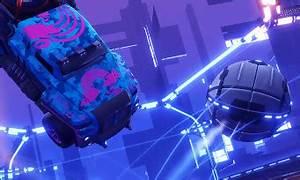 Rocket League : trailer de gameplay du mode Dropshot