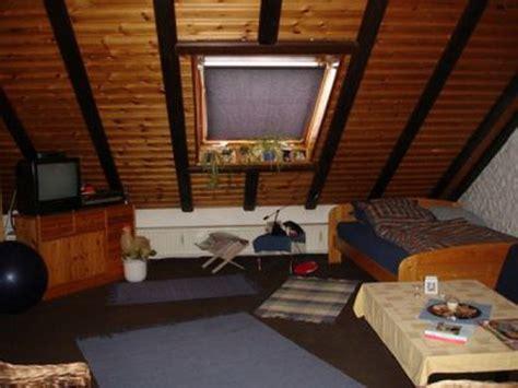 Dachwohnungen Einrichten