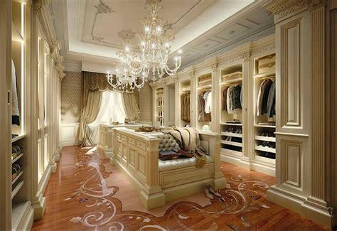 Luxury Walkin Closets
