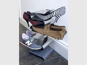 Meuble à Chaussures Original : douze solutions astucieuses pour ranger ses chaussures ~ Teatrodelosmanantiales.com Idées de Décoration