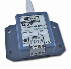 Adu70 Usb Load Cell Interface