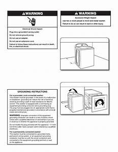 Maytag Mvwx655dw Installation Guide