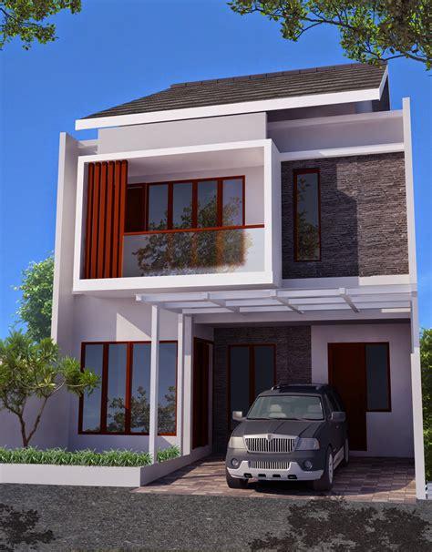 kumpulan desain fasad atap rumah minimalis kumpulan