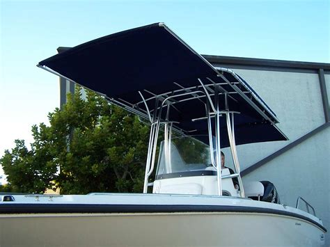 Boat T Top Shade by Extend A Top Boat Shades By Welding Of Southwest Fl