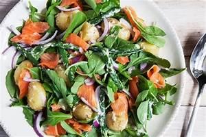 Salat Mit Geräuchertem Lachs : ausgefallene partysalate f r jeden anlass ~ Orissabook.com Haus und Dekorationen