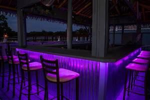 Led Outdoor Bar Lighting - Tropical - Patio