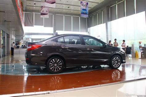 2018 Honda Crider Unveiled For China