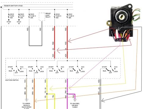 Chevy Truck Ignition Switch Wiring Diagram by 1948 Chevy Truck Fuse Box Fuse Box And Wiring Diagram