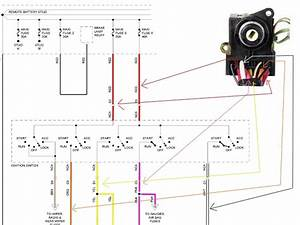 1955 Chevy Ignition Switch Diagram