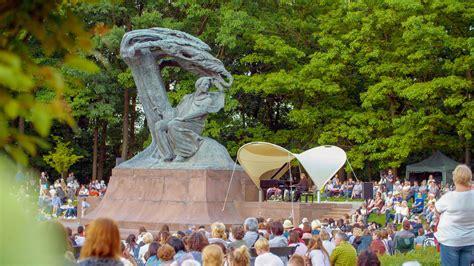 Koncerty Chopinowskie ponownie w Łazienkach Królewskich