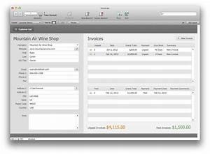 Estimates and invoices invoice design inspiration for Invoices and estimates for mac