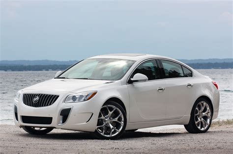 2018 Buick Regal Gs First Drive Photo Gallery Autoblog