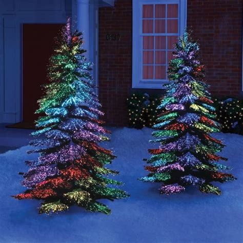 Fiber Optic Christmas Trees by The Thousand Points Of Light Tree This Is The Indoor