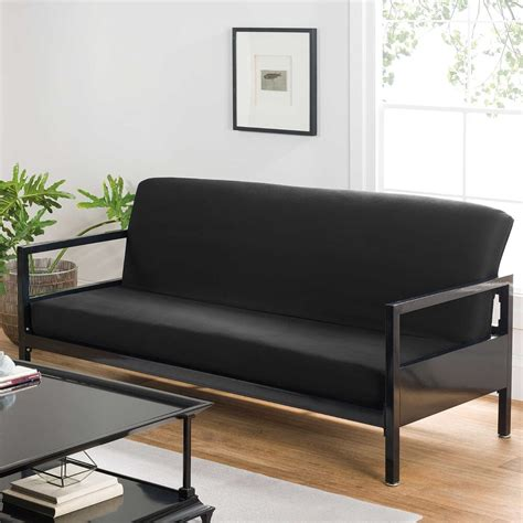 futon mattress covers futon covers modern black soft cotton bed sofa