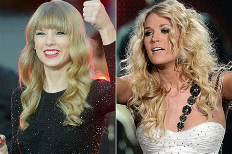 reba mcentire up close and personal taylor swift carrie underwood more to be highlighted on