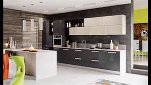 Modele De Cuisine Moderne : beautiful cuisine model new gallery design trends 2017 ~ Preciouscoupons.com Idées de Décoration