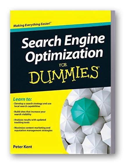 Search Engine Marketing For Dummies by Search Engine Optimization For Dummies Nj Seo