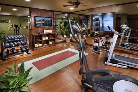 Decorating Ideas For Kitchen Cabinet Tops - cool gym equipment home gym mediterranean with workout mirror traditional wine racks