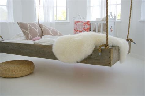 how to make a suspended bed suspended in style 40 rooms that showcase hanging beds